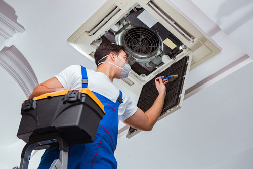 A/C Preventive Maintenance Tips for Spring 2018