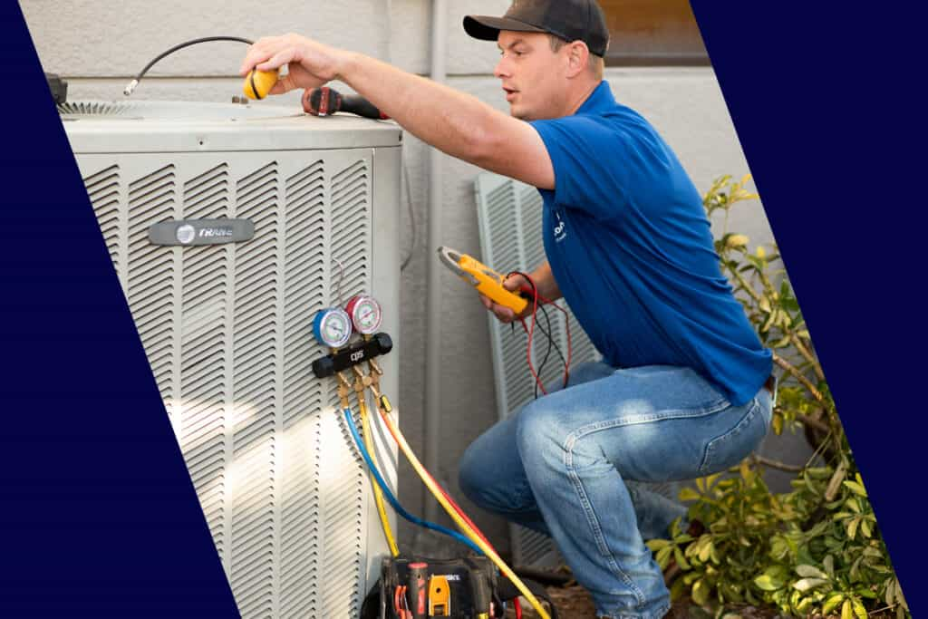 Residential AC Services in Caloosa